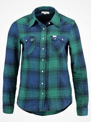 Lee REGULAR WESTERN Skjorta bottle green