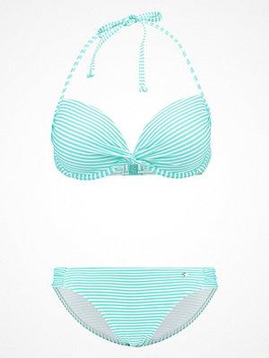 s.Oliver RED LABEL Bikini mint/white