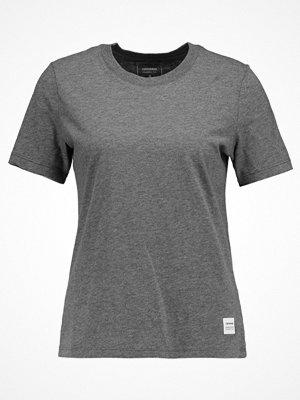 Converse ESSENTIALS Tshirt bas charcoal marl