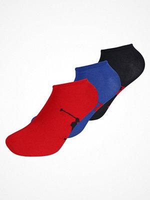 Strumpor - Polo Ralph Lauren BIG SOLE 3 PACK Strumpor royal
