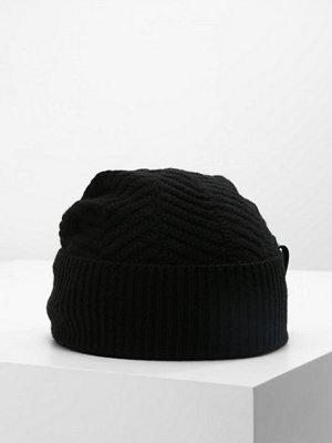 Mössor - Calvin Klein HENRY HAT Mössa black