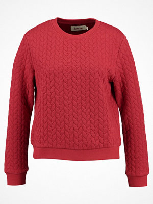 Louche JAN TWIST  Sweatshirt red