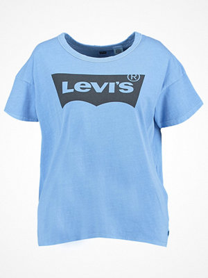 Levi's® THE AUTHENTIC Tshirt med tryck light blue