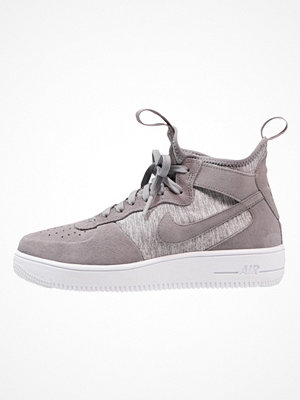 Nike Sportswear AIR FORCE 1 ULTRAFORCE MID PRM Höga sneakers cool grey/white
