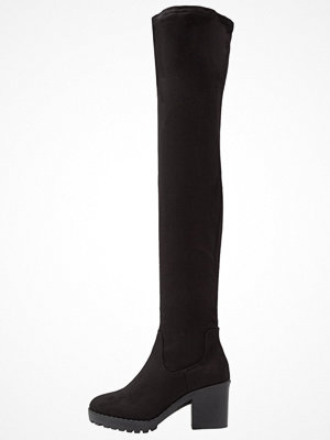 New Look COLUMBINE Overkneeskor black