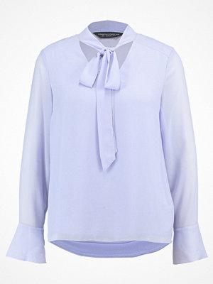 Dorothy Perkins STEVIE PLAIN PUSSYBOW Blus lilac