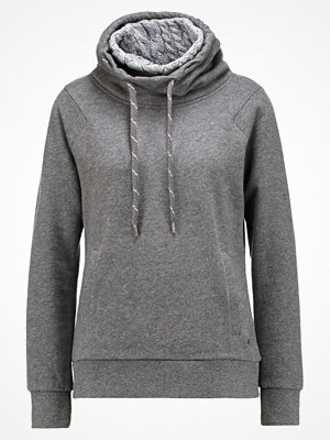 Only ONLVANESSA Sweatshirt dark grey melange