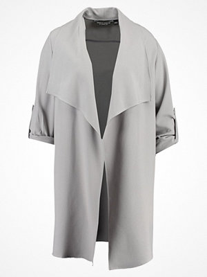 Dorothy Perkins WATERFALL DUSTER Tunn jacka grey