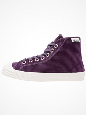 Novesta Höga sneakers purple