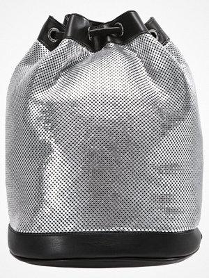 Topshop CHAINMAIL Ryggsäck silver grå