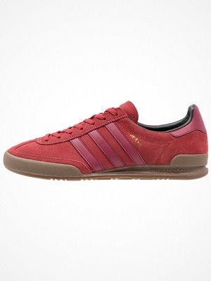 Adidas Originals JEANS Sneakers mystery red/collegiate burgundy