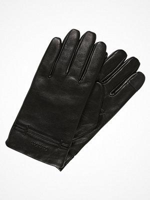 Handskar & vantar - Calvin Klein BASIC GLOVES Fingervantar black