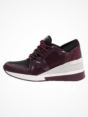 MICHAEL Michael Kors SCOUT TRAINER Sneakers damson