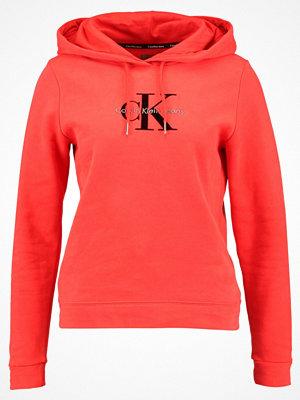 Calvin Klein Jeans HONOR  Sweatshirt flame scarlet