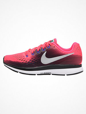 Sport & träningsskor - Nike Performance AIR ZOOM PEGASUS 34 Löparskor stabilitet solar red/metallic silver/black persian violet/aurora green