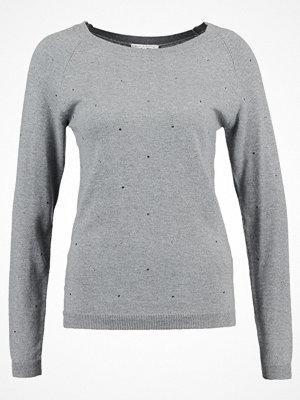mint&berry REPEAT SEQUIN DOTS  Stickad tröja grey