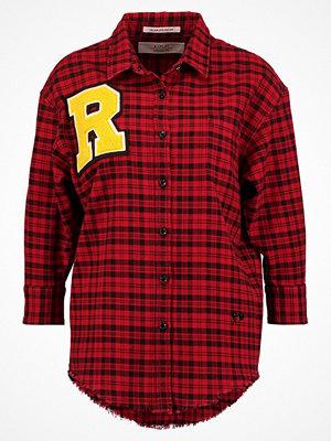 Replay Skjorta red/black