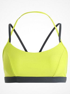 Speedo ULTRA FIZZ SPORT BRA  Bikiniöverdel lime punch/oxid grey