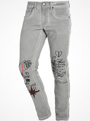 Shine Original SLIM FIT  Jeans slim fit ice scrible