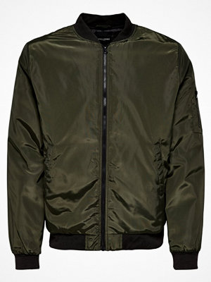 Only & Sons Bomberjacka forest night