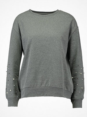 Even&Odd Sweatshirt mottled grey