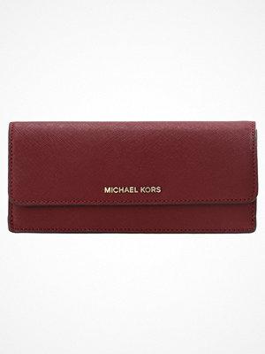 MICHAEL Michael Kors PIECES FLAT Plånbok mulberry