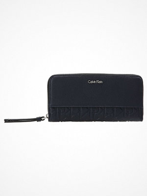 Plånböcker - Calvin Klein MISH LARGE  Plånbok blue night