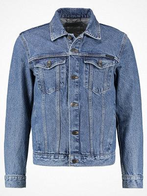 Calvin Klein Jeans CLASSIC STA Jeansjacka stark blue