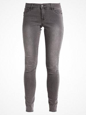 Vero Moda VMFIVE  Jeans slim fit dark grey denim