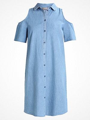 Dorothy Perkins COLD SHOULDER  Sommarklänning blue
