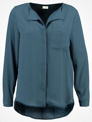 Selected Femme SFDYNELLA Skjorta orion blue
