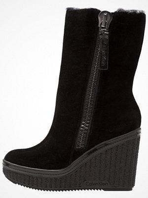 Calvin Klein Jeans SANTA Klassiska stövletter black