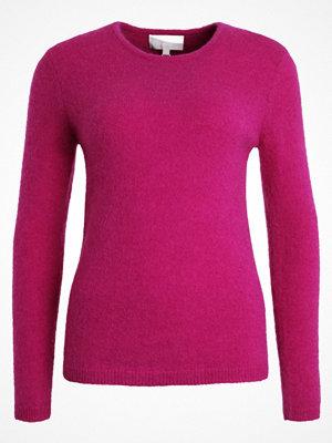 InWear TIA  Stickad tröja fuchsia