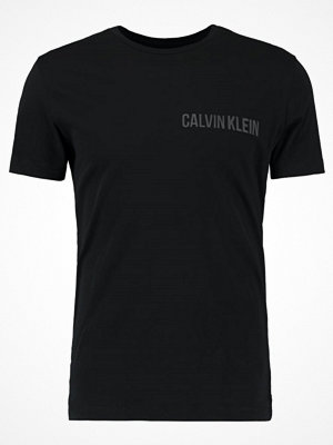 T-shirts - Calvin Klein Jeans TONTO  Tshirt med tryck black