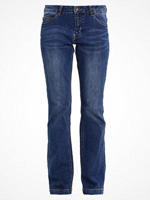 s.Oliver RED LABEL SMART  Jeans bootcut blue denim stretch