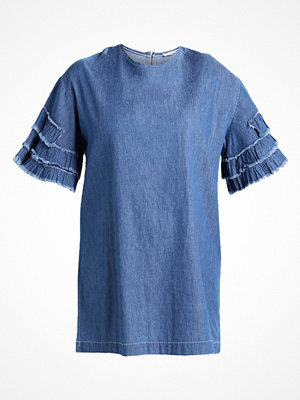Elvi Jeansklänning blue