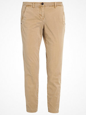 s.Oliver RED LABEL beige byxor Chinos golden fawn
