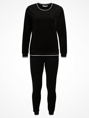 Even&Odd SET Pyjamas black