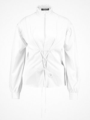 Blusar - Fashion Union Tall MARIKA Blus white