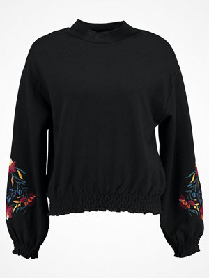 Tröjor - Even&Odd Sweatshirt black