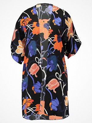 Dorothy Perkins ABSTRACT COVER UP Tunn jacka blue
