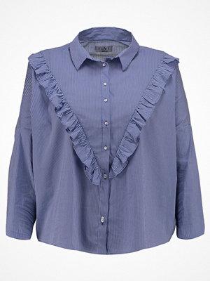 Elvi Skjorta blue
