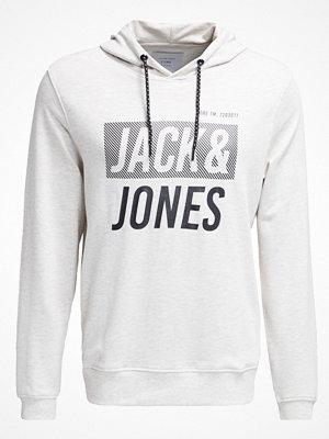 Jack & Jones WILLY Luvtröja treated white fit:reg mel