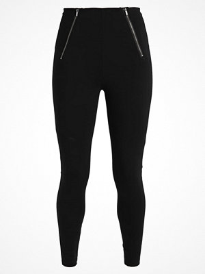 Only ONLGOT ME DOUBLE ZIP Leggings black