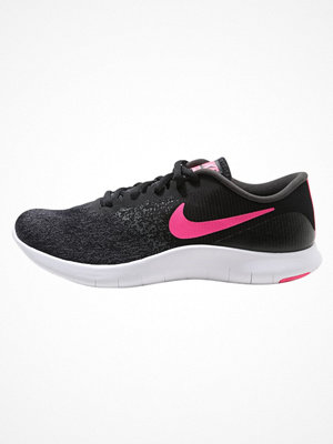 Nike Performance FLEX CONTACT Löparskor black/hyper pinkanthracitewhite