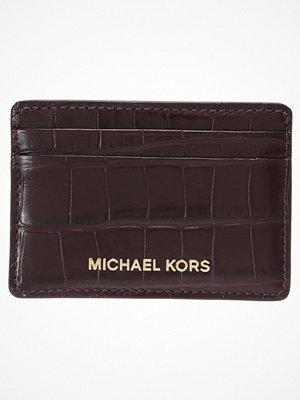 MICHAEL Michael Kors Visitkortsfodral damson