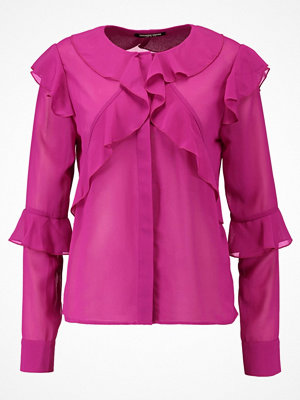 Fashion Union ROISIN RUFFLE Skjorta pink