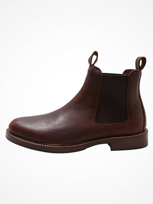 Polo Ralph Lauren SOFT MILLED PULL UP NORMANTON Stövletter deep saddle tan