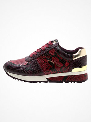 MICHAEL Michael Kors ALLIE WRAP TRAINER Sneakers damson
