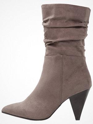 New Look Wide Fit WIDE FIT DURAN Klassiska stövlar mid grey